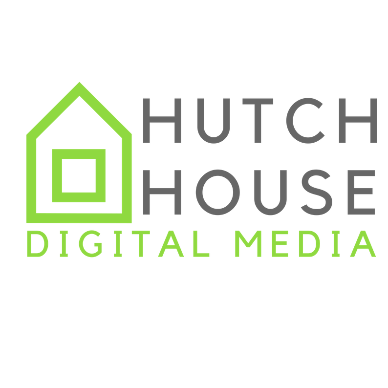 Hutch House Digital Media Logo