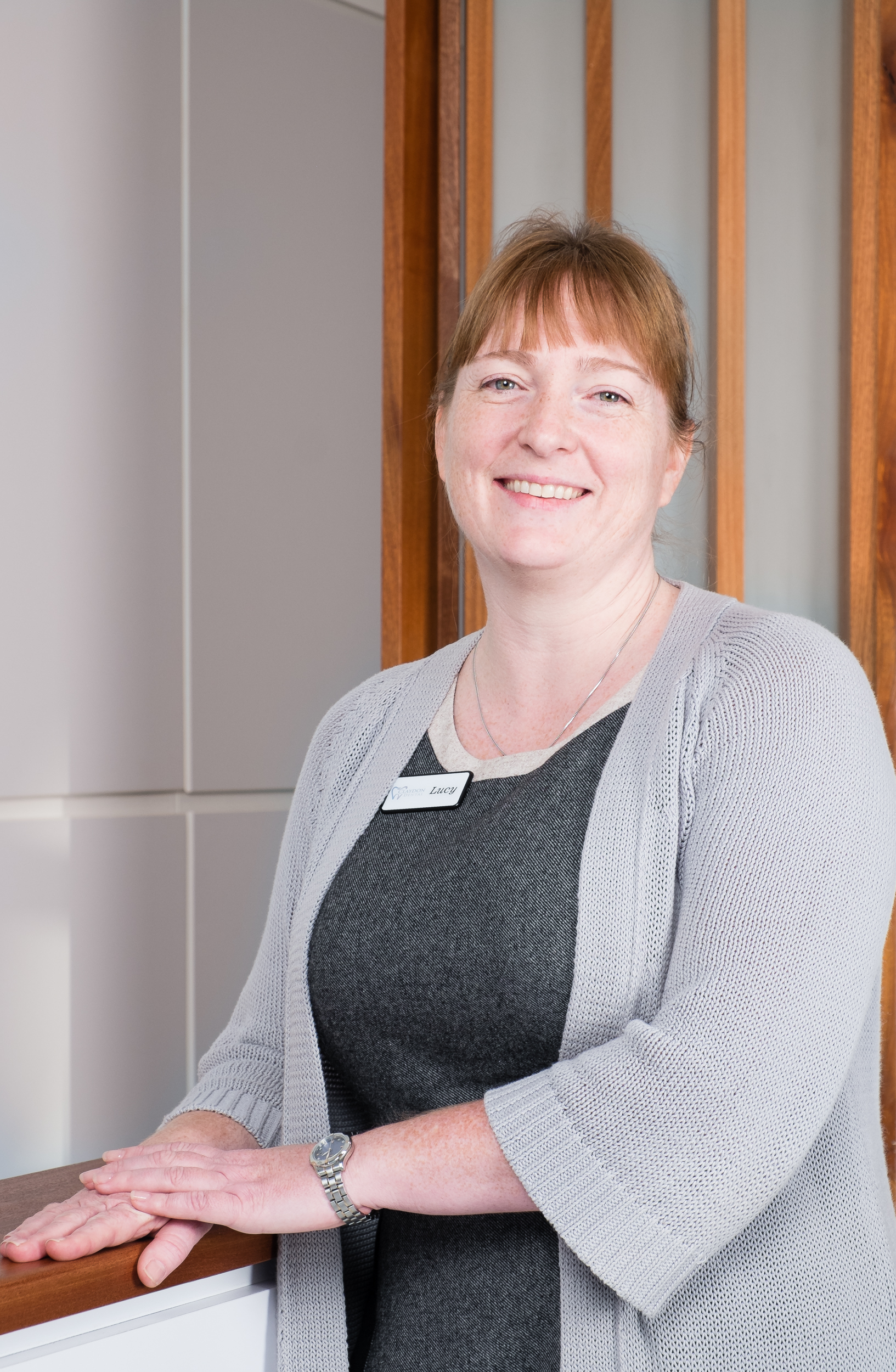 Lucy Edworthy - Practice Manager